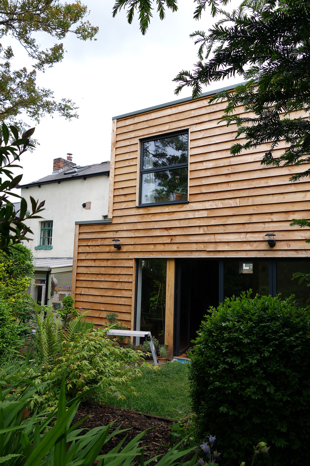Two Story Eco Extension