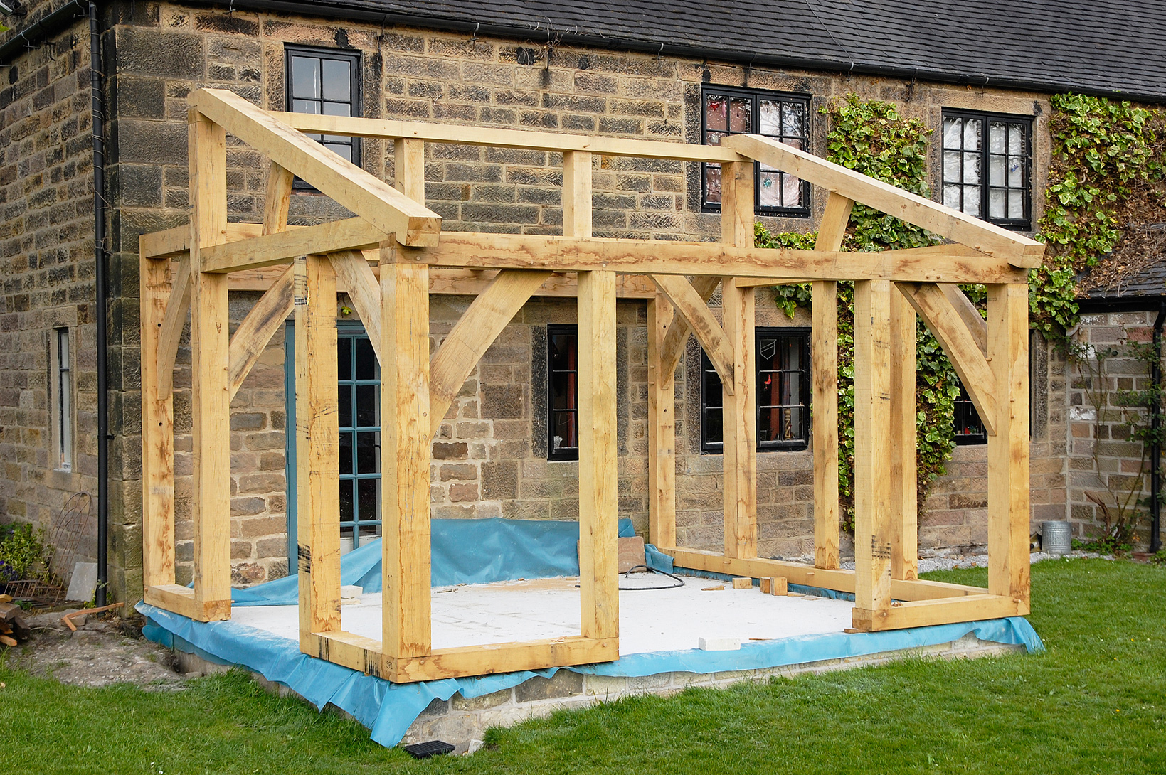Oak Timber Framed Conservatory