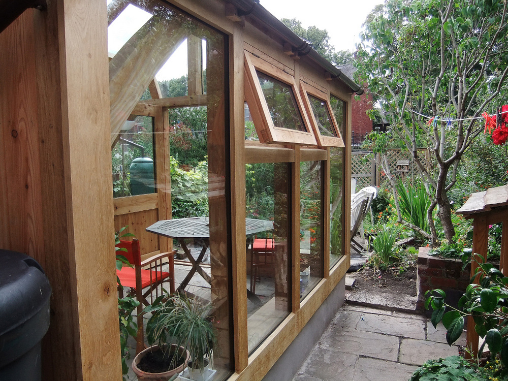 Timber Framed Conservatory