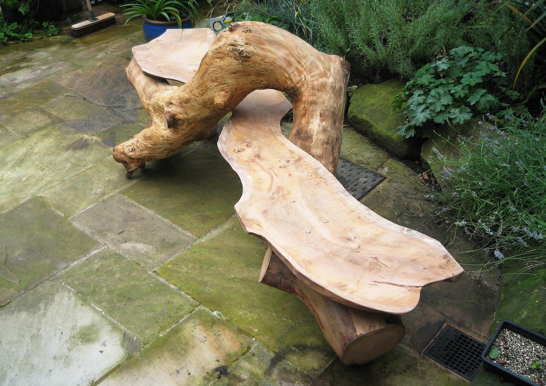 Sculptural Seat