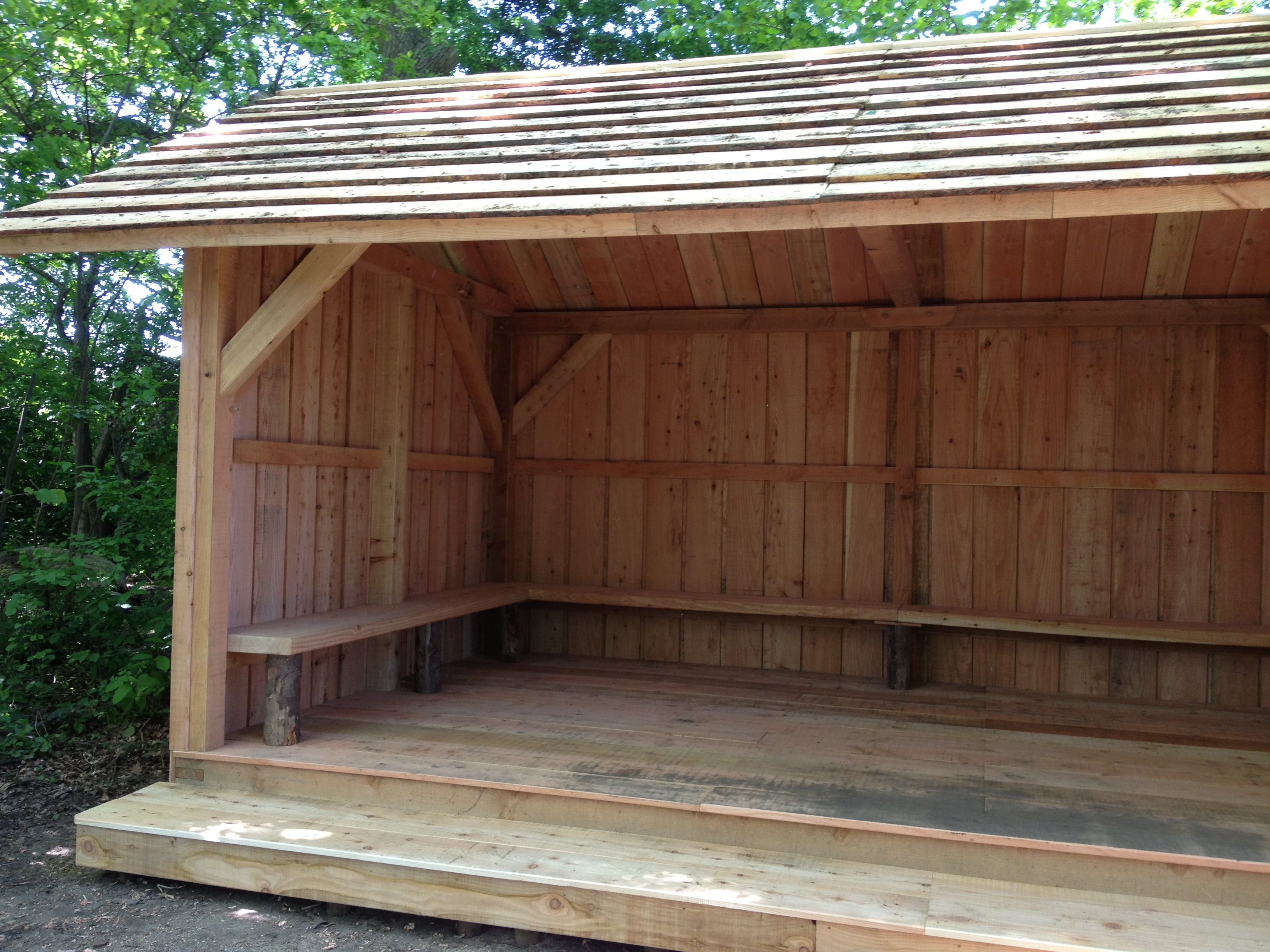 School Classroom Shelter
