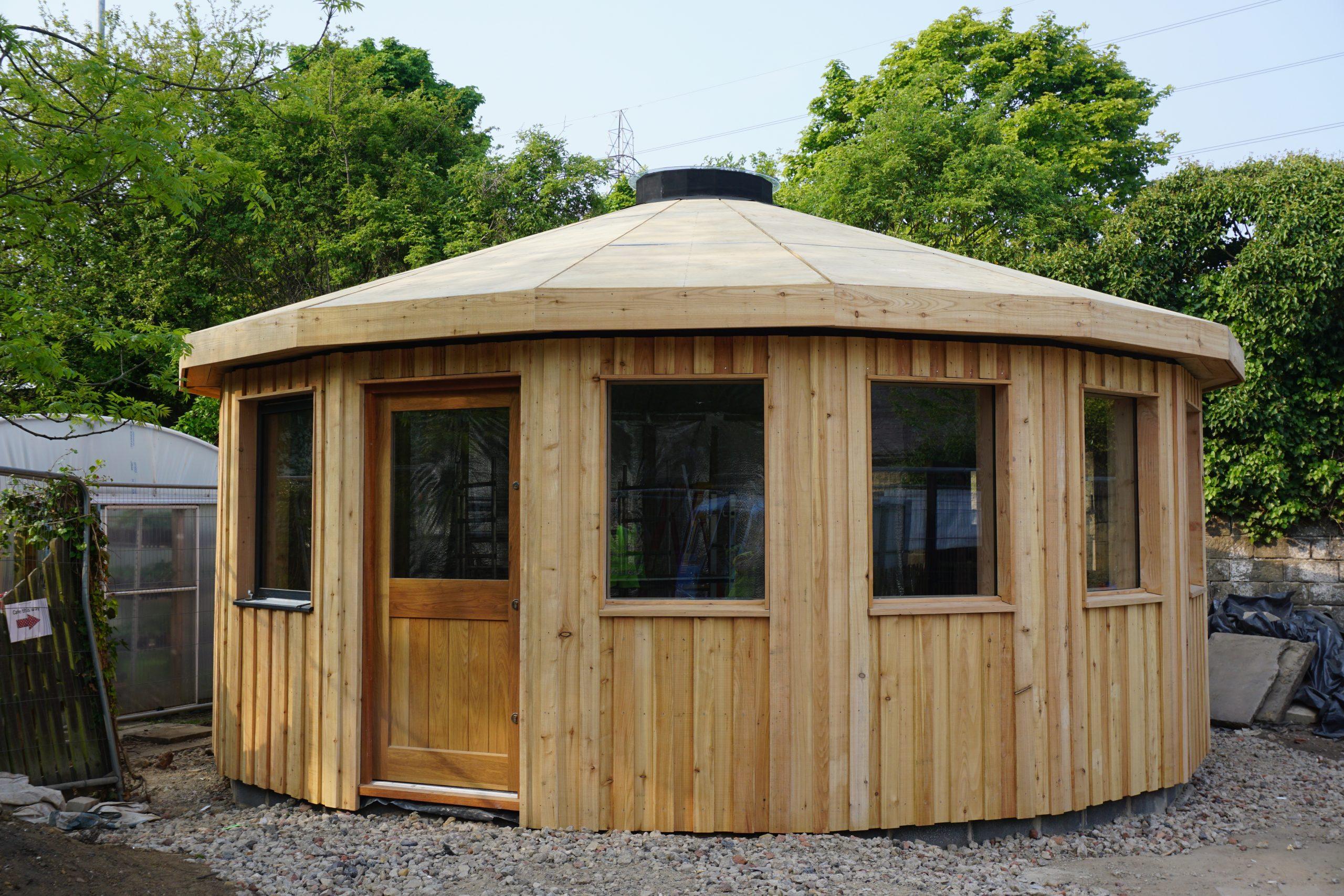 Roundhouse Classroom
