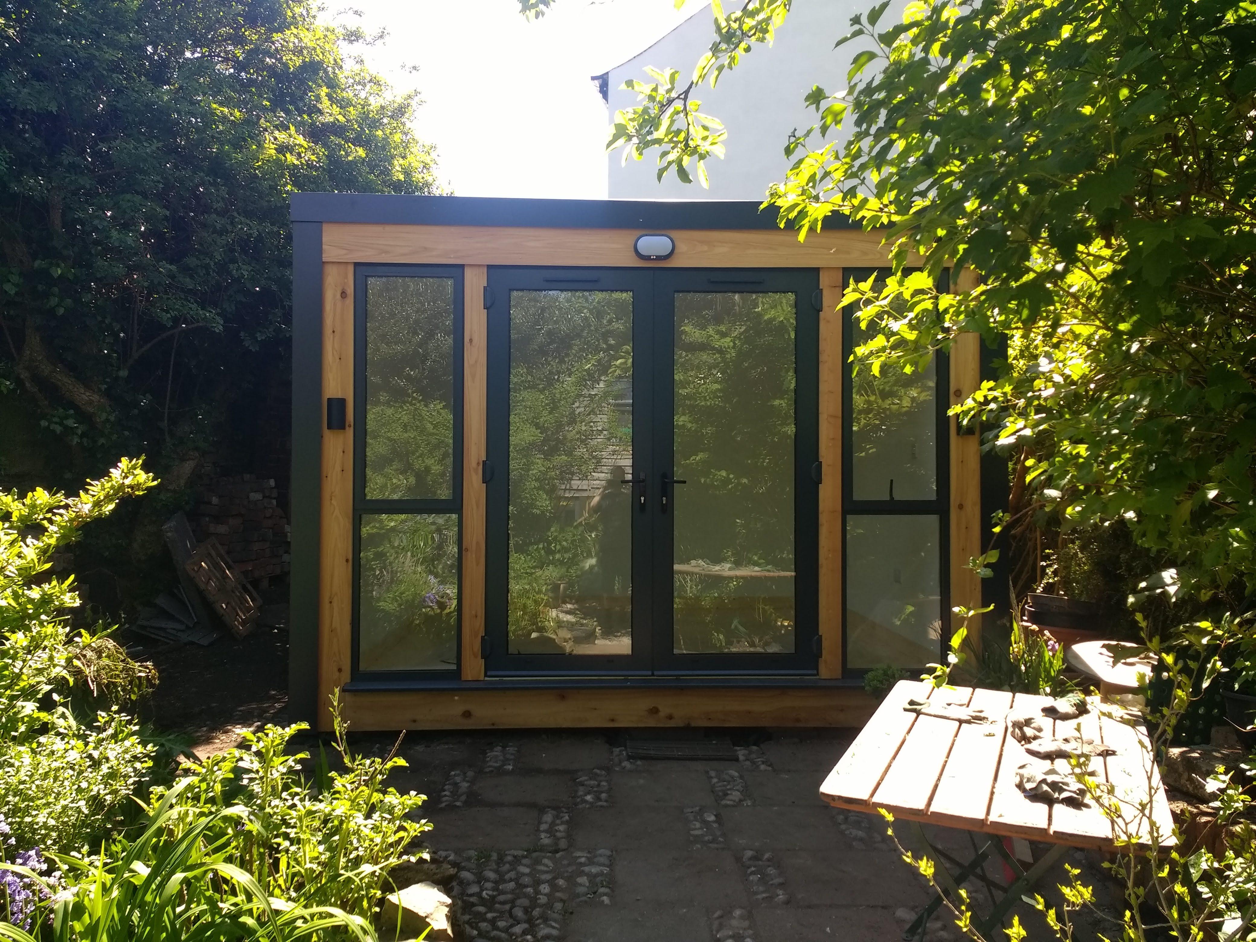 Garden Office Sheffield