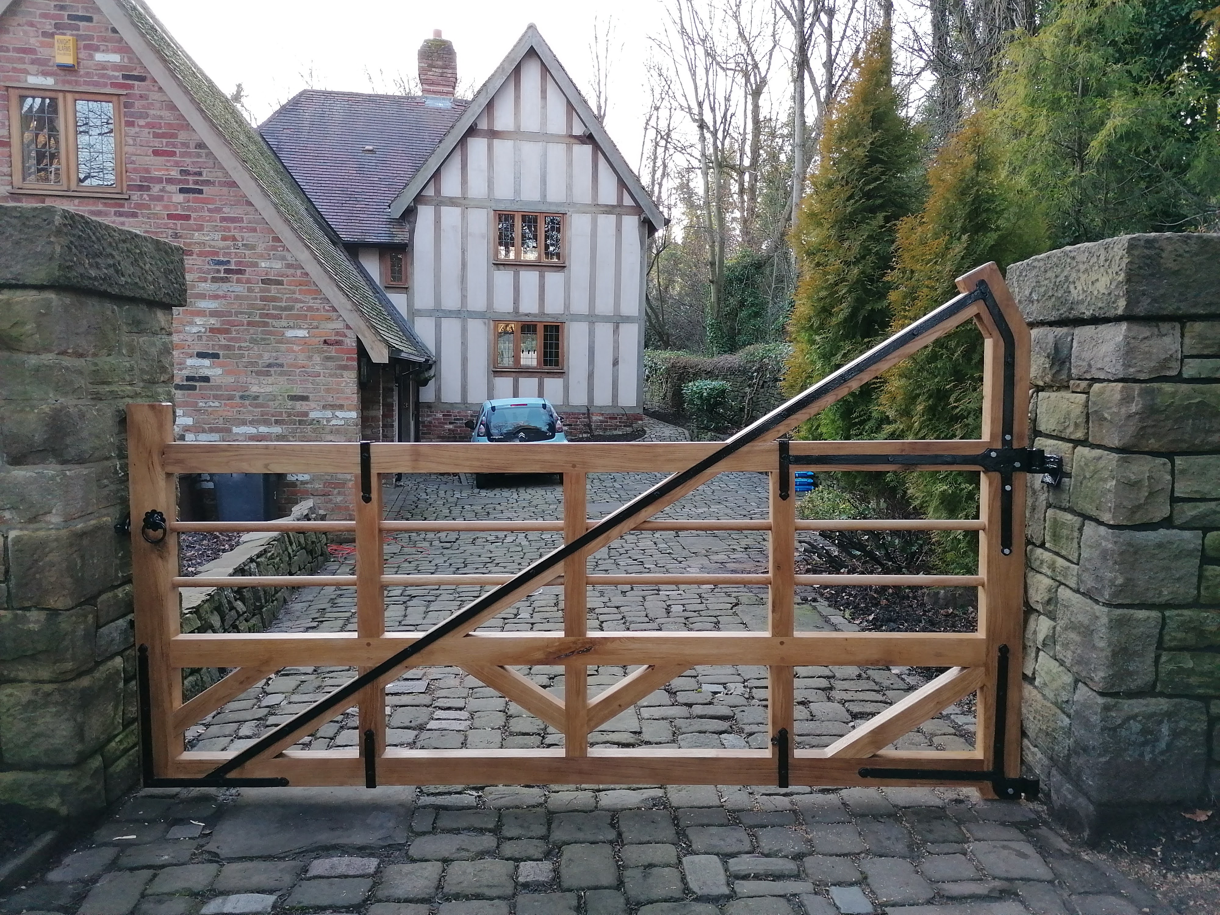 Oak Gate Sheffield