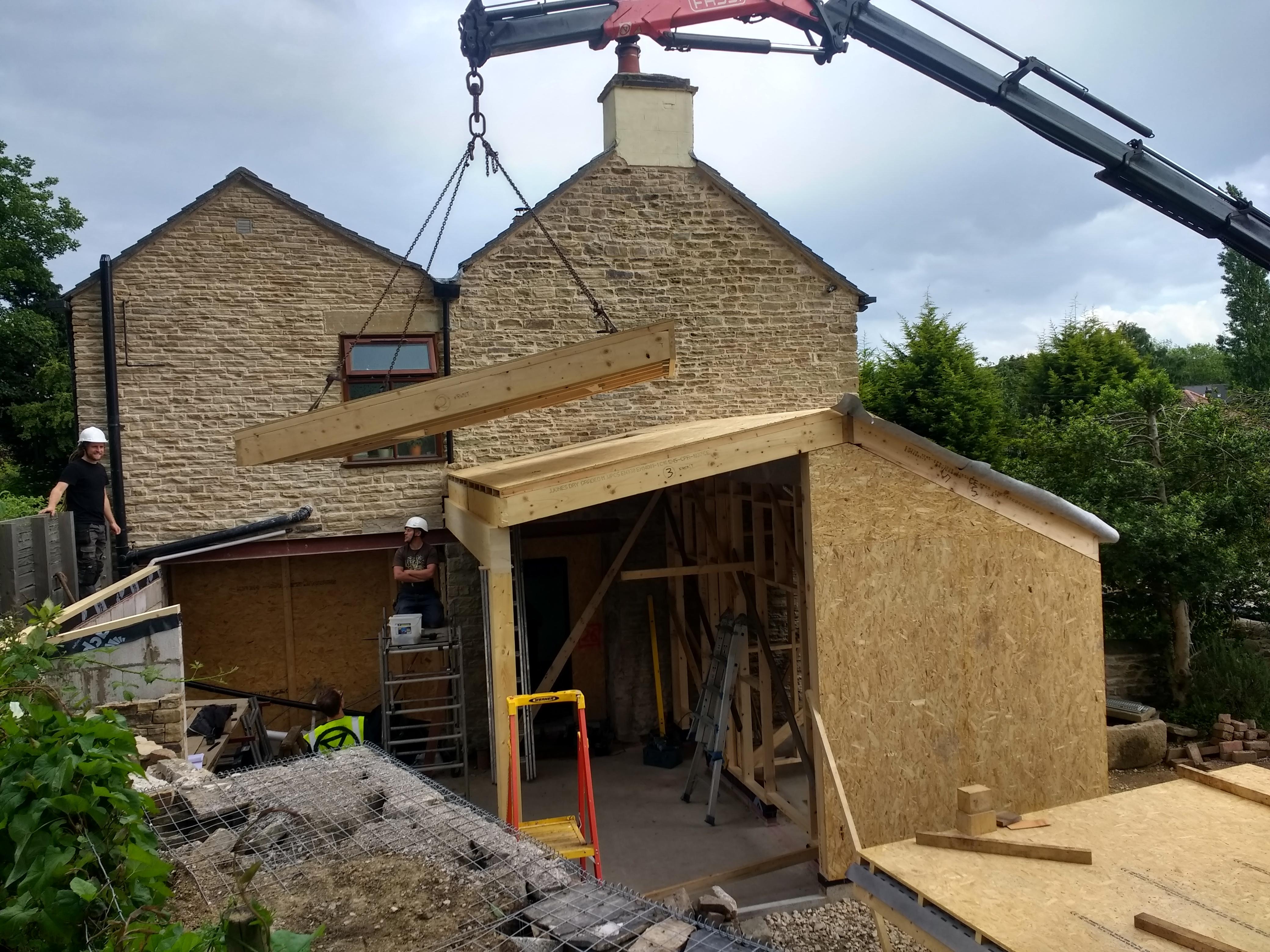 Home Modular Extension