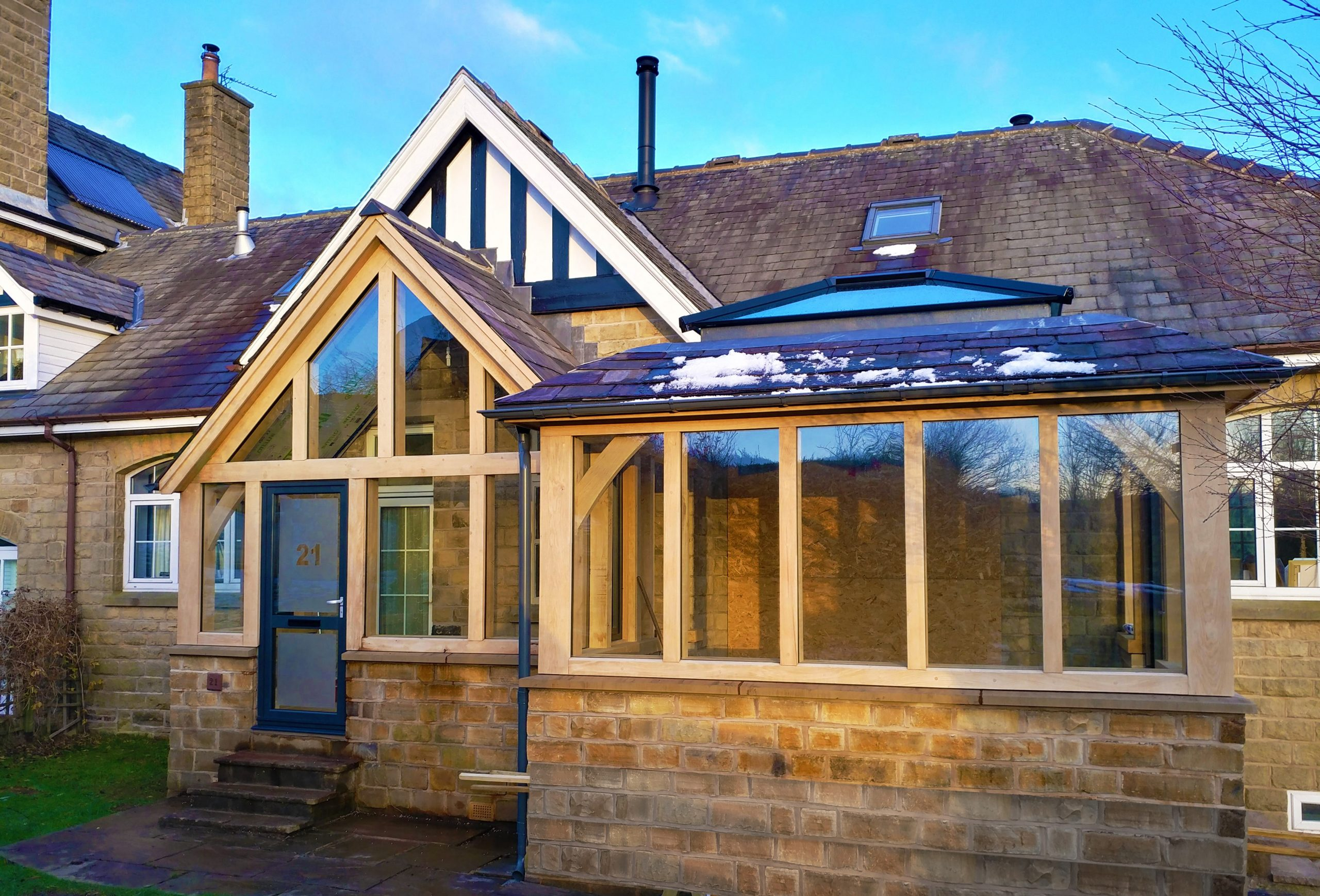 Oak Orangery Fulwood Sheffield